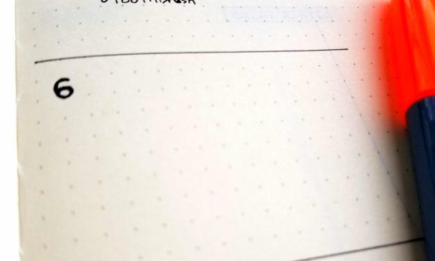 Minimalist Task List For Your Bullet Journal